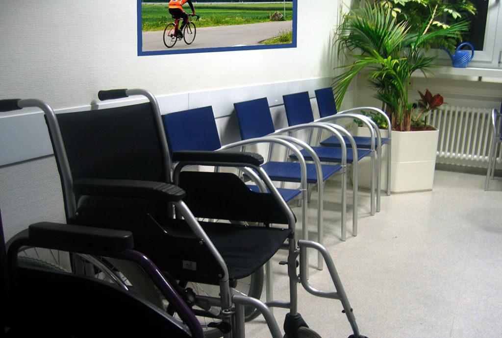 Clinic Accomodation