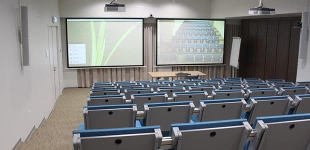 Modern meeting spaces